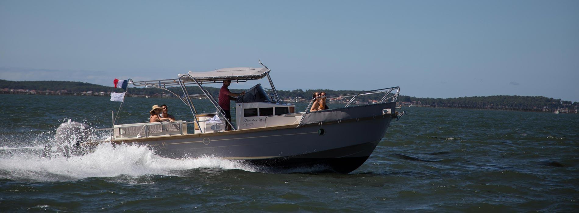 bateau Beacher