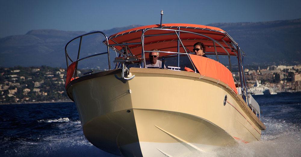 beacher nautique bateau plaisance 17