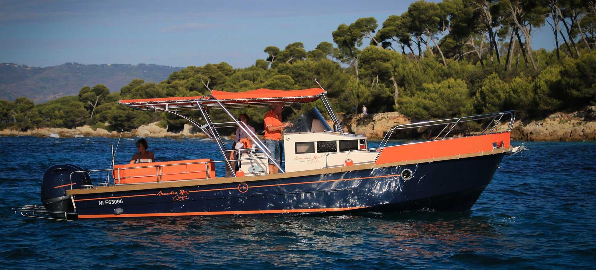 beacher nautique v10 bateau croisiere