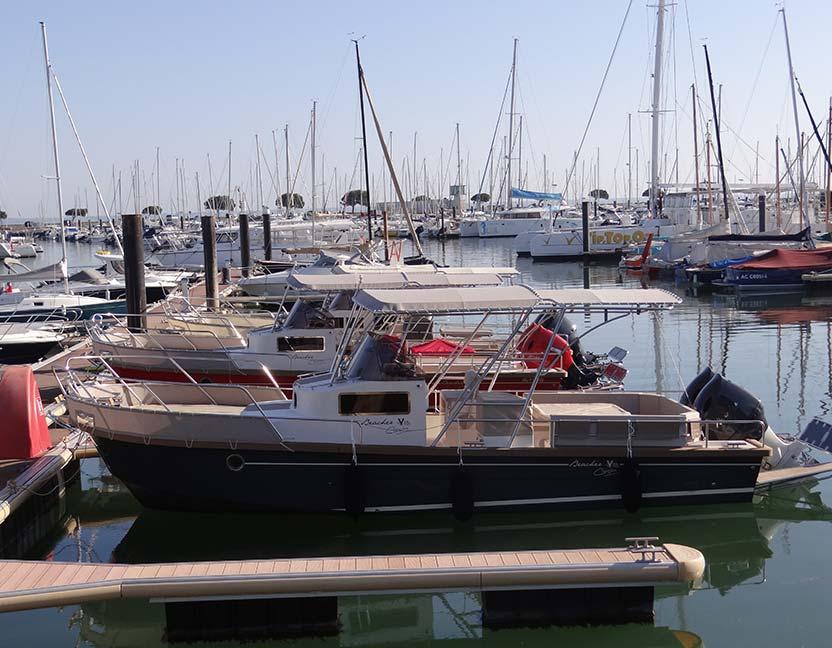 beacher nautique v10 bateaux croisieres