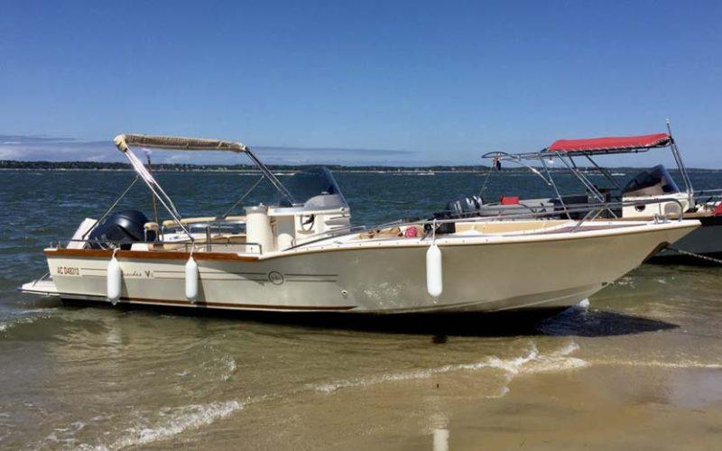 beacher nautique v8 bateau de plaisance 5