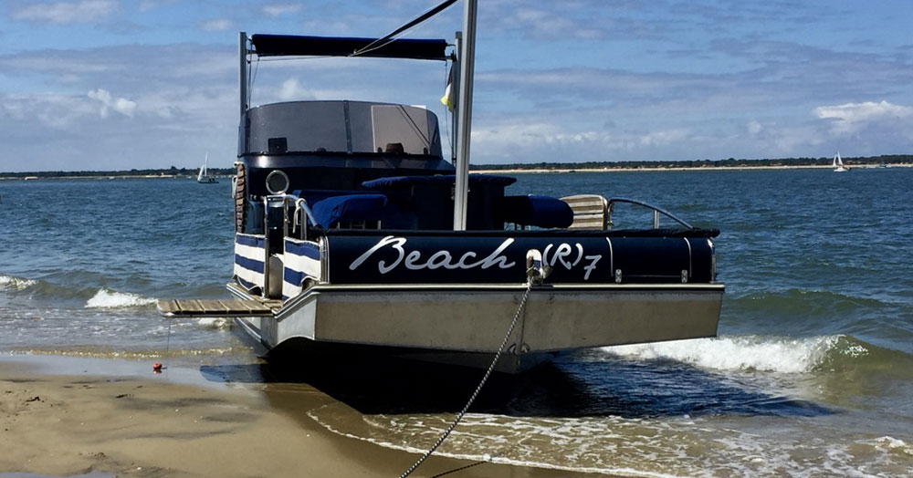 beacher r7 bateau de plaisance