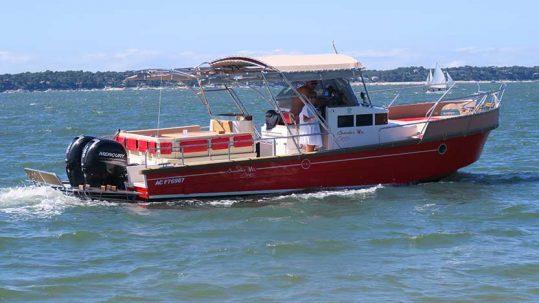 beacher nautique bateau de plaisance couple