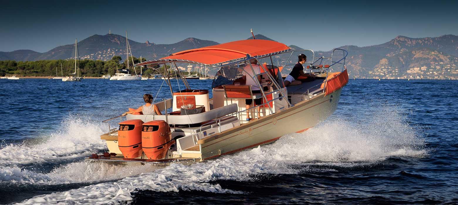 beacher nautique bateau de plaisance famille