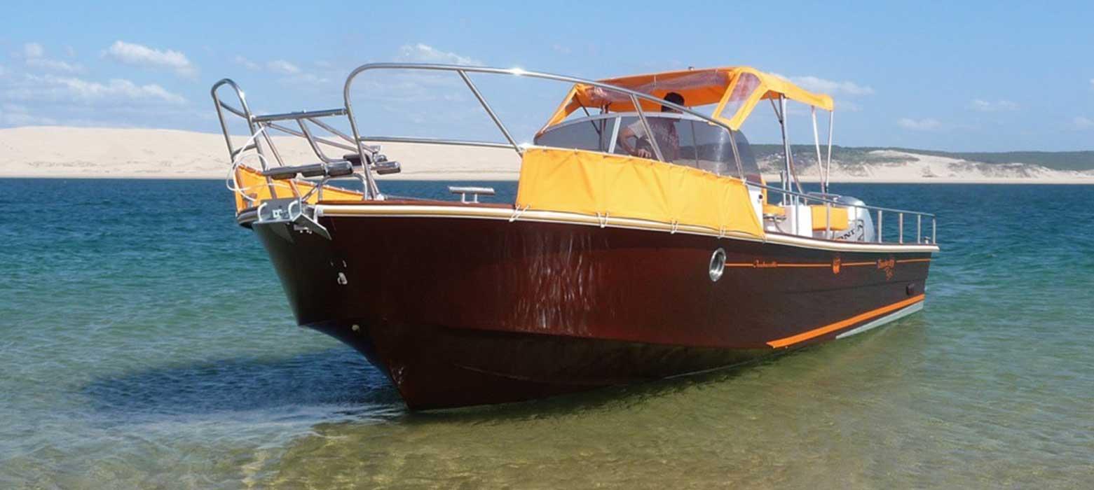 beacher nautique bateau de plaisance vacances 1