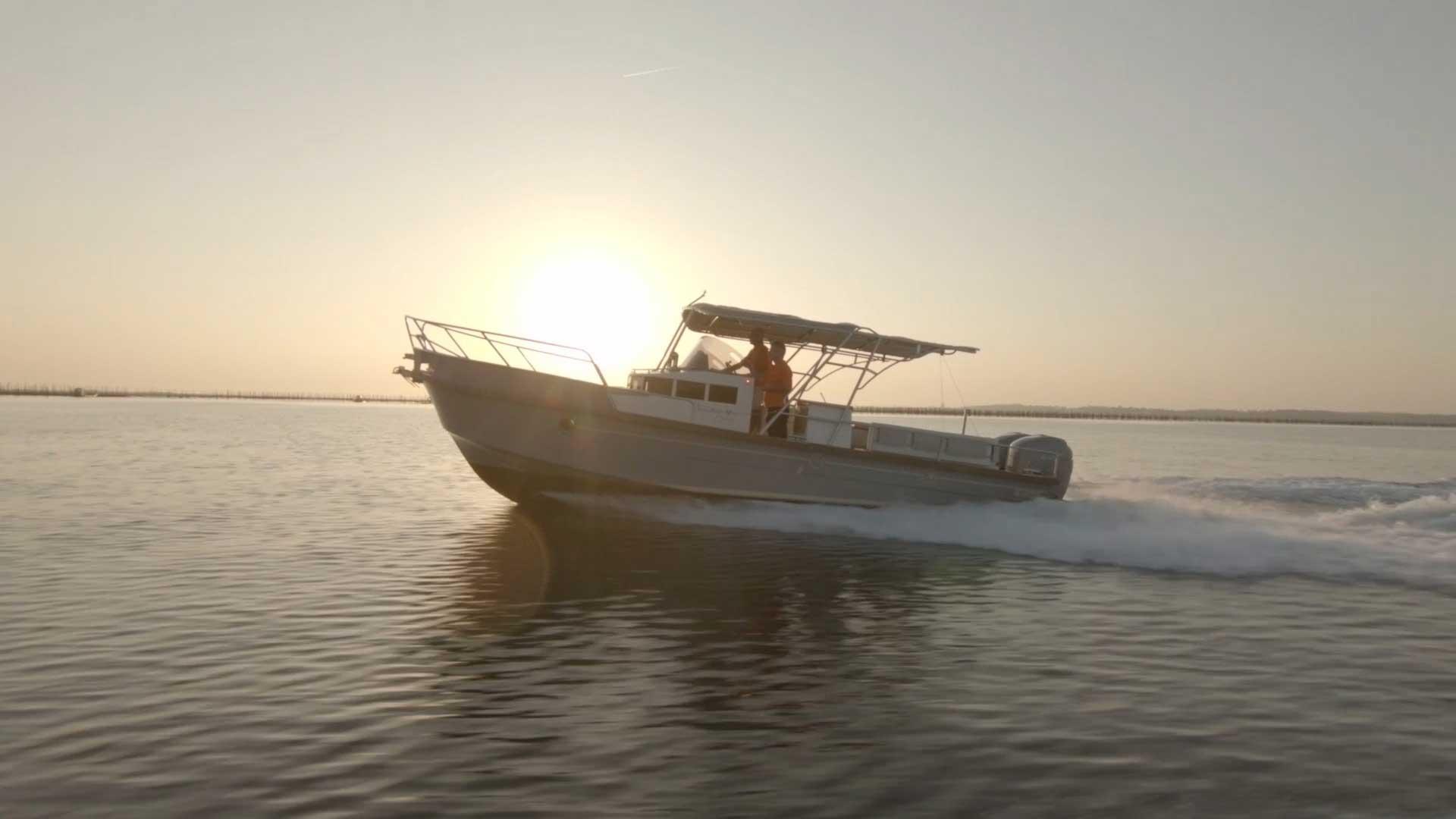 beacher nautique bateau de plaisance