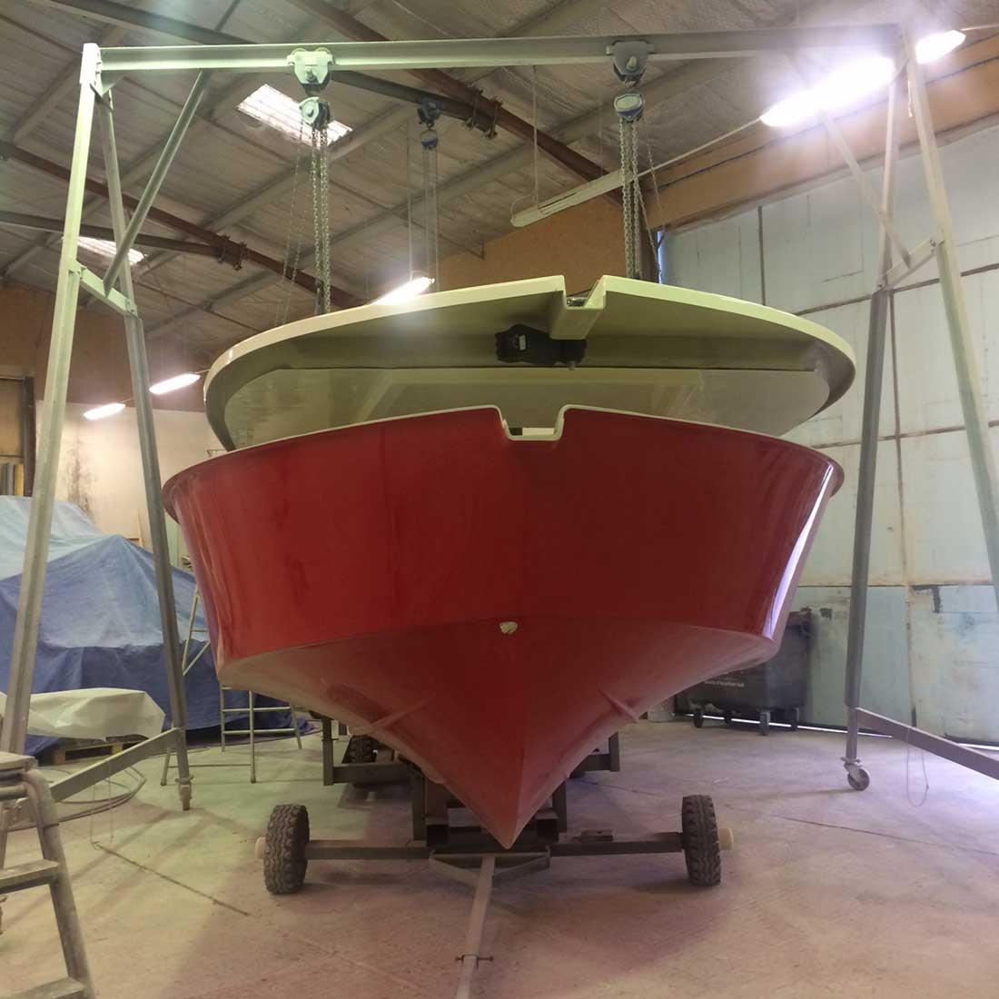 beacher nautique bateau fabrication savoir faire 2