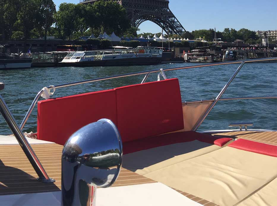 beacher nautique bateau trawler tour