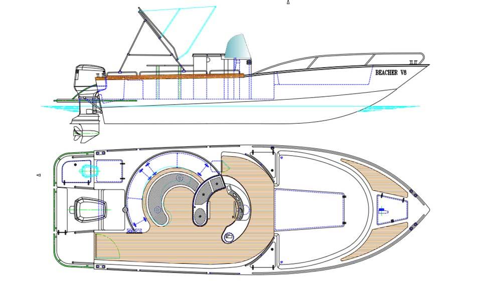 beacher nautique plan v8