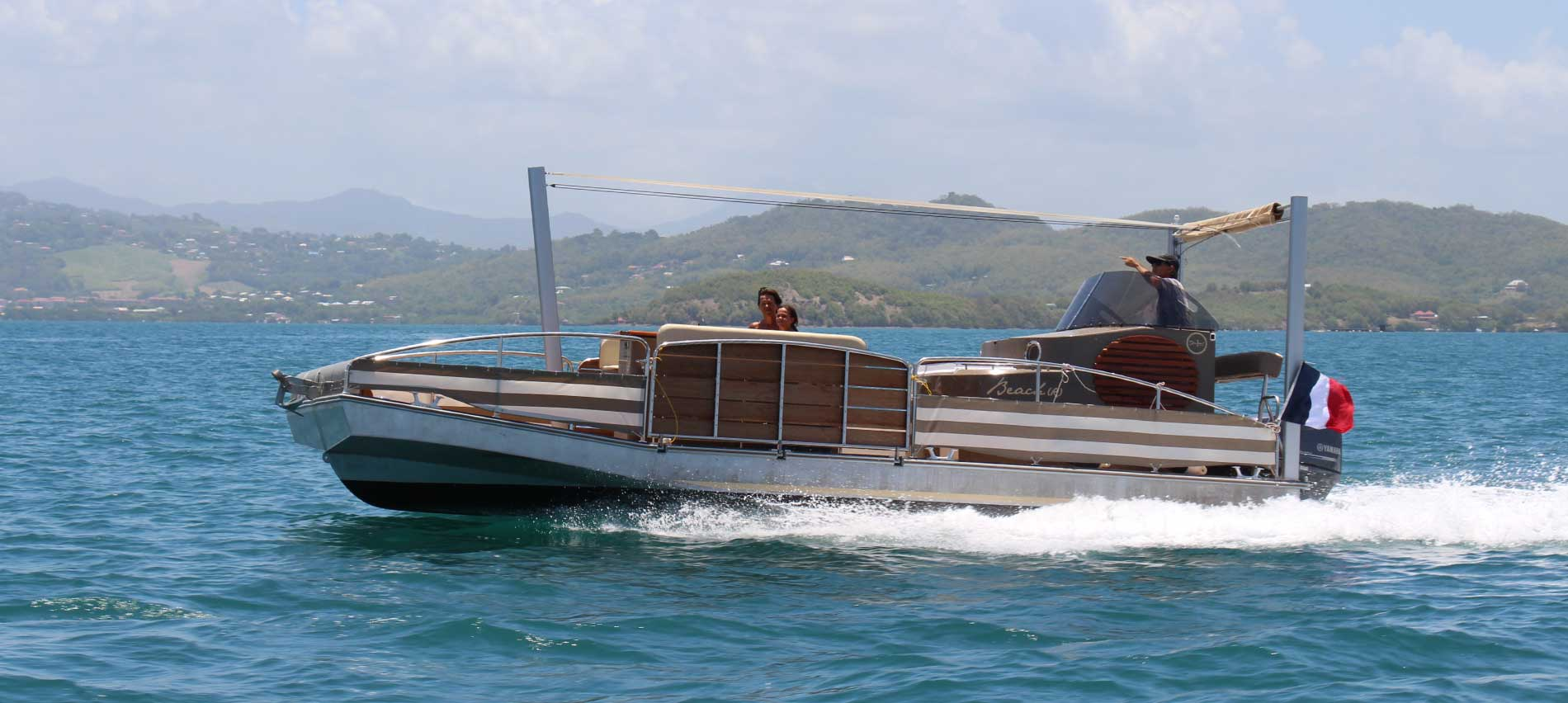 beacher r construction bateau sur mesure fr