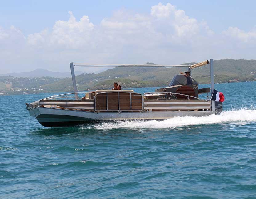 beacher r construction bateau sur mesure